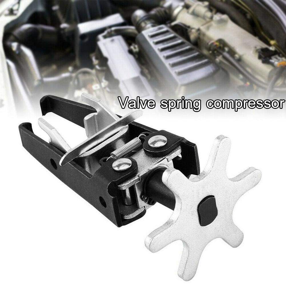 Carbon Steel Engine Overhead Valve Spring Compressor Valve Removal Installer Tool Universal Valve Spring Compressor