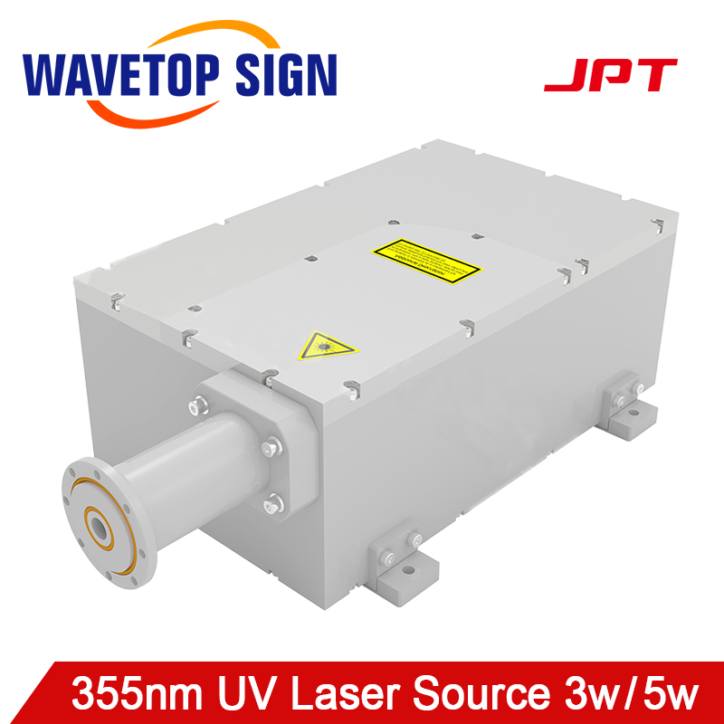 JPT SEAL 355nm 3W 5W UV Laser Source Water Cooling For UV Laser Machine