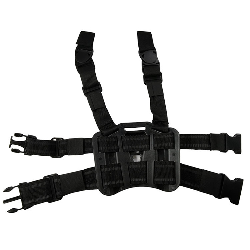 Promote±Military Gun Accessories Leg Holster Platform Paddle for glock 17 HK USP P226 Compact