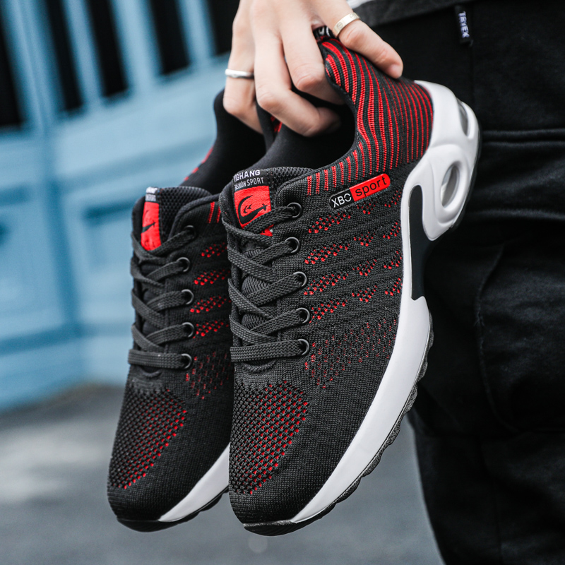 Mens Shoes Casual Men Sneakers Casual Shoes Men Brand Designer Breathable Sneakers for Men Big Size 39 47 Mens Trainers...