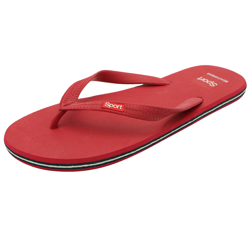 Sandals Flip-Flops-Slippers Rubber Male Beach Slip-Resistant Men's The of The-Trend title=
