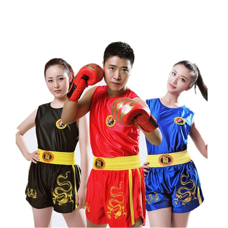 Мужские боксерские штаны с принтом шорты для ММА детские кикбоксинга