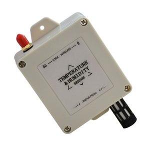 Image 4 - 温度と湿度センサーワイヤレス長距離温度湿度データロガー 433/868/915mhz湿度計温度計