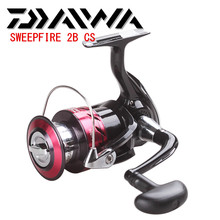 DAIWA SWEEPFIRE 2B CS 5.3:1 Spinning Reel 1500 4000 Size 2+1BB Fishing Reel Drag Power 2kg 6kg Carretilha Moulinet Peche