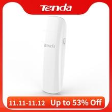 Tenda U12 1300Mbps אלחוטי USB כרטיסי רשת, AC Dual Band 2.4G/5.0GHz Gigabit WiFi USB מתאם רשת, USB 3.0, תקע ולשחק