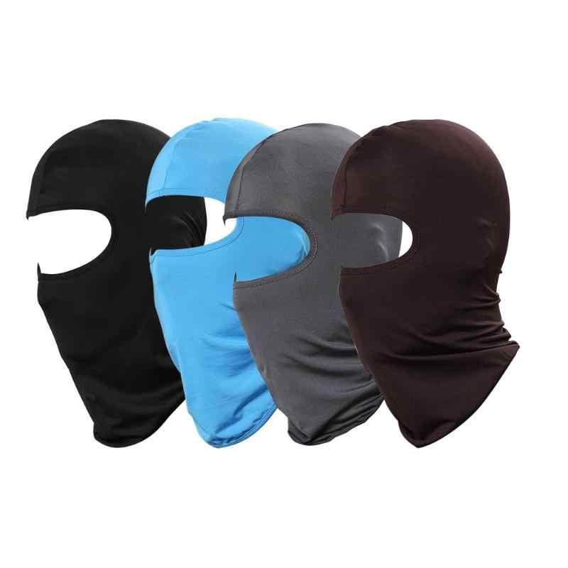 Наружная мотоциклетная маска для защиты лица полный щит тушь для ресниц Лыжная маска полная маска для лица Гангстерская маска Защита лобового стекла головы шарфы