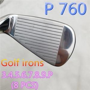 Golf club P760 golf iron P-760 iron set 3-9P R/S graphite/steel DHL free shipping