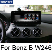 For Mercedes Benz B W246  CLA Class 2012~2014 Android Car radio Multimedia Video Player auto Stereo GPS MAP Media Navi WIFI HD цена 2017