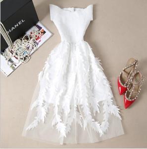 Женское Кружевное облегающее платье, элегантное эластичное черно-белое платье, вечерние платья в стиле ретро на лето