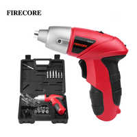 45 Pcs Electric Screw Driver 3.7V USB chargeable Cordless Mini Drill Power Tools