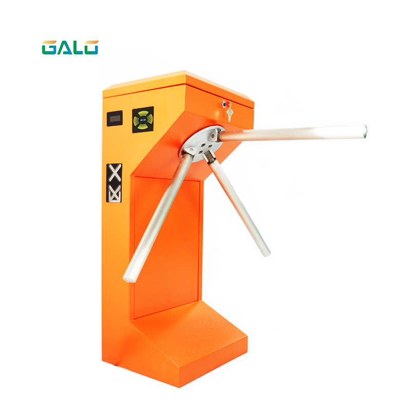 New Upgraded Version Network Access Control With RFID Reader Security Entrance Turnstile For School Kindergarten Playground