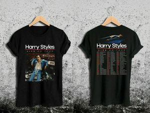 Harry Styles World Tour 2018 S 3Xl T Shirt
