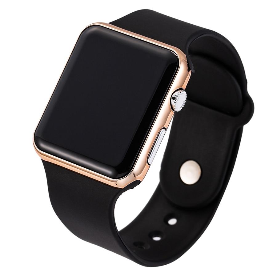 2020 New Stylish Kids Watches Sport Watch LED Luxury Men Digital Military Army Sport Waterproof Fitness Clock Relogio Feminino