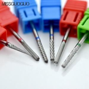 Image 4 - Missguoguo Nail Art Elektrische Nagel Boren Manicure Snijders Boren Voor Manicure Machine Nail Art Boren Accessoires Tips