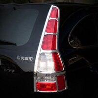 AITWATT For Honda CRV CR V 2007 2008 2009 2010 2011 ABS Chrome Front Headlight Cover Trim Molding Trims Car Accessories 2pcs