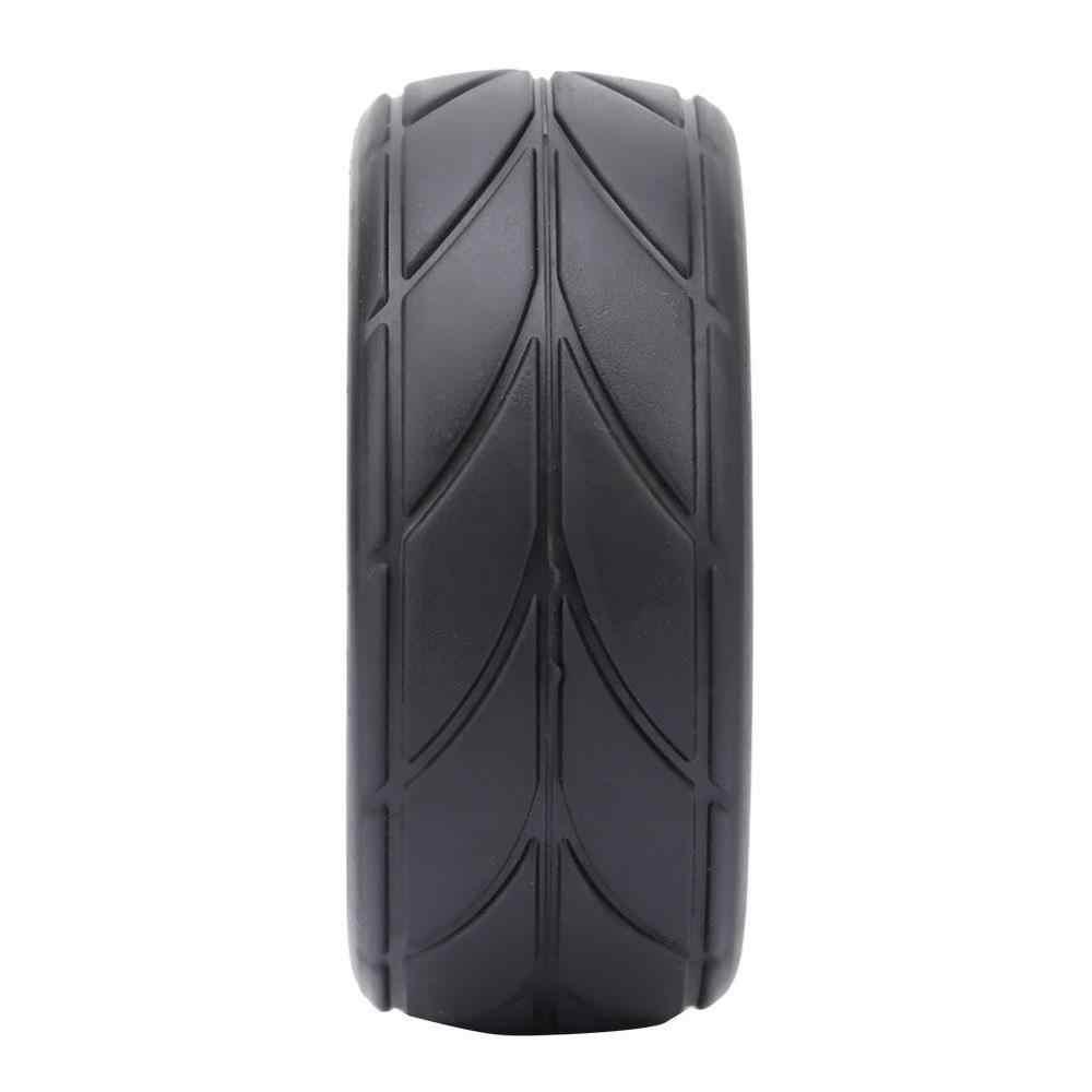 4 шт./компл. 1/10 резиновые шины RC шины для гоночных автомобилей на дорожное колесо обод подходит для HSP HPI 9068-6081 RC автомобильная часть диаметр 65 мм шины