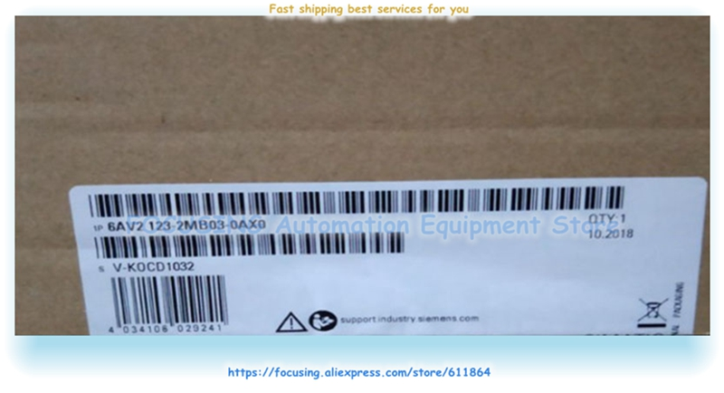 6AV2123-2MB03-0AX0 6AV 2123-2MB03-0AX0 KTP1200 PN New Touch Screen Panel HMI