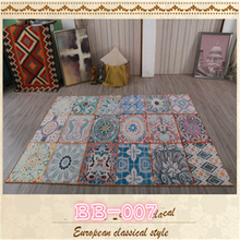 Classical Carpets Living Room Home Decor Bedroom Carpet Classical Persian Rug Sofa Coffee Table Floor Mat Modern persian totem printed home decor antiskid rug