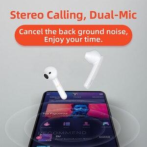 Image 5 - Picun W18 Wireless Earphones TWS Sports Bluetooth 5.0 Headphones In Ear Earbuds Handsfree Mini Dual mic Noise Canceling Headset