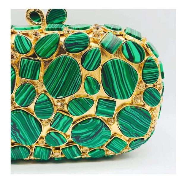 Evening Crystal Exquisite Chain Shoulder Bag 4