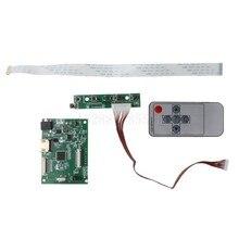 1 takım 30PIN LCD sürücü panosu HDMI uyumlu EDP ekran çözünürlüğü 1920x1200 1920x1080