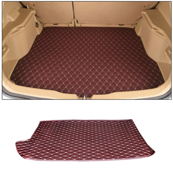 Trunk Mats Cargo Liner Boot Carpets For Dodge Waterproof Special Car Cool To 2008 2009 2010 2011