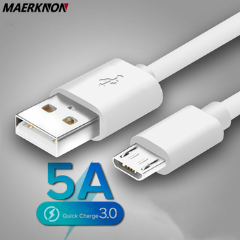 Original Micro USB Cable Fast Charging For Redmi 7 7A Note 5  Mobile Phone Microusb USB Cable For Samsung S6 S7 Micro USB  Cable 1