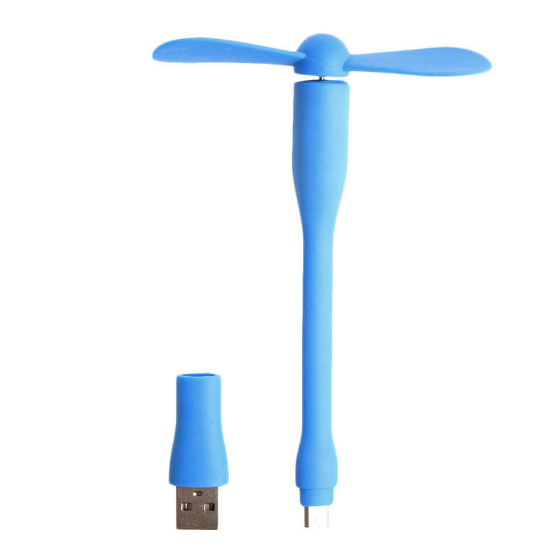 Drop Schip & Groothandel Draagbare Flexibele Usb Mini Koelventilator Koeler Voor Android Telefoon Laptop Desktop Nov.19