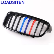Parts Decorative Protector Styling Exterior Decoration Modified Car Accessories Racing Grills FOR BMW 3 series