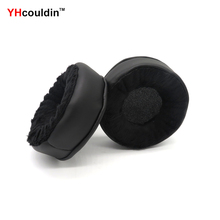 YHcouldin Thick Velvet Ear Pads For Sony NWZ-WH303 NWZ-WH505 NWZ WH303 WH505 headphone replacement earpads цена и фото