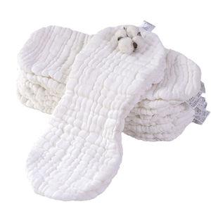 Image 1 - 2Pcs 12ชั้นถั่วลิสงผ้าอ้อมเด็กผ้าพันคอซักผ้าทารกแรกเกิดผ้านุ่มผ้าอ้อม