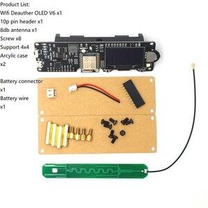Image 4 - DSTIKE WiFi Deauther OLED V6