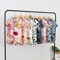 Girls Satin Silk Pajamas Set Kids Boy Cartoon Sleepwear Outfits Summer Toddler Short Sleeve+shorts Boy Leisure Wear Home Clothes
