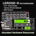 3DSWAY 3D Printer Motherboard LERDGE-K ARM 32Bit Controller Board  with 3.5
