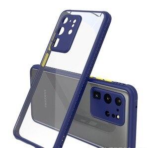 Image 3 - 100 قطعة/الوحدة الإطارات تصميم شفافة لينة الجانب حالة غطاء ل فون 12 12Pro 12Pro ماكس 11 11Pro 11Pro ماكس XS XR XSMAX 8 8 زائد