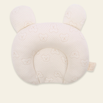 baby Latex Pillow baby pillow infant shape toddler sleep positioner anti roll cushion flat head pillow protection of newborn sleeping bedding protection infant baby pillow positioner anti roll toddler cushion heart shape flat head memory foam nursing