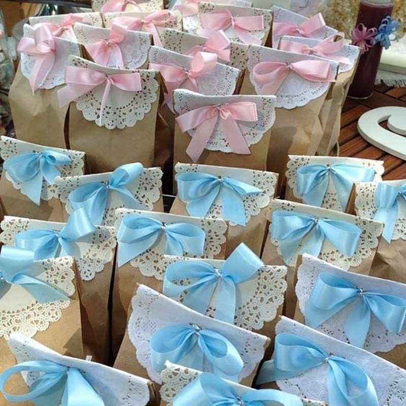 Ensemble de biscuits en papier dentelle blanche ronde | 200 pièces, décoration de mariage, ensemble pour gâteau en cône de bonbon, décoration pour fête d'anniversaire réception-cadeau pour nouveau-né
