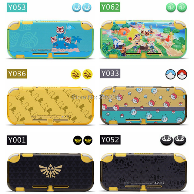 2020 NEW Nintend Switch Lite Plastic Shell Case for Nintendo Switch Lite Protective Decal Skin Cover Mini