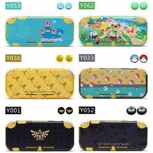 Новый пластиковый чехол накладка для Nintendo Switch Lite, защитная наклейка, мини чехол для Nintendo Switch Lite, 2020