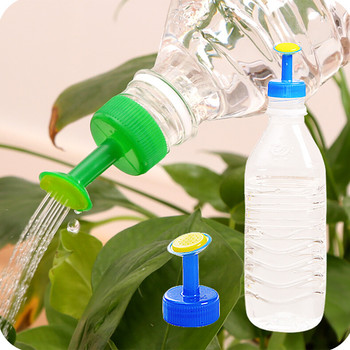 Bottle Top Watering Garden Plant Sprinkler Water Seed Seedlings Irrigation Práctico Домой Garden Tool Watering Small Sprinkler # image