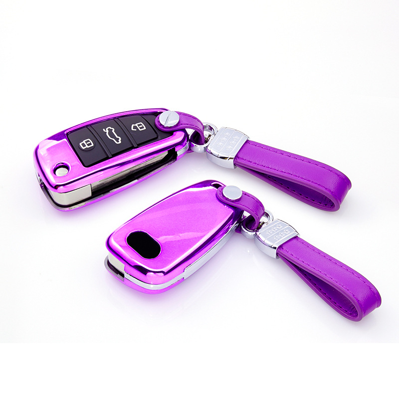 Suitable for CHERY Arrizo 5 Key FY <font><b>2</b></font> Only M7 Car <font><b>Tiggo</b></font> 3x Key Cover Buckle Case Men And Women- image