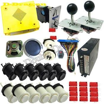Jamma Arcade game kit pandora 5 999 in 1 arcade parts to built family controller machine or upright arcade machine