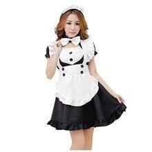 Costume Dress Lolita Maid Cosplay Animation Restaurant Cutework Japanese Show