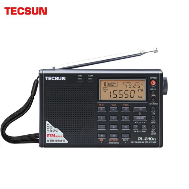 Радиоприемник TECSUN PL310ET, FM/AM