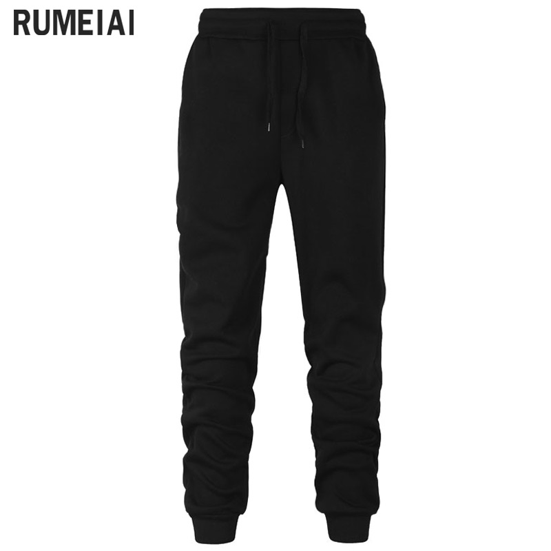 2020 New Men Joggers Brand Male Trousers Casual Pants Sweatpants Men Gym Muscle Cotton Fitness Workout Hip Hop Elastic Pants