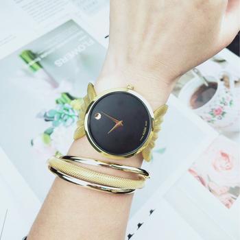 Kobiety zegarki zestaw bransoletek kreatywny duża tarcza pasek z siatki zegarek moda damska bransoletki kwarcowe zegarki na rękę 2 sztuk Relogio Feminino tanie i dobre opinie zonmfei QUARTZ Klamra z haczykiem CN (pochodzenie) STOP 3Bar Moda casual 40mm ROUND Odporne na wodę Hardlex ZM-W-002