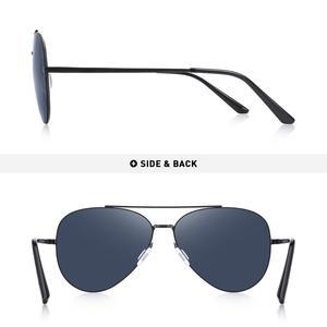 Image 5 - MERRYS DESIGN Männer Klassische Pilot Sonnenbrille CR39 HD Polarisierte Objektiv Herren Brillen Für Fahren Angeln UV400 Schutz S8226