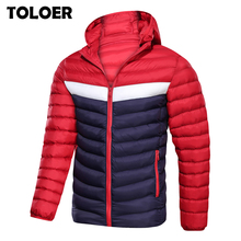 2020 New Mens Winter Jacket Coat Hooded Fashion Parka Men Thicken High Quality Coat Male Top Slim Fit Brand Man Warm Overcoats