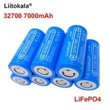 10 шт аккумулятор liitokala lii 70a высокой мощности 32 В 32700