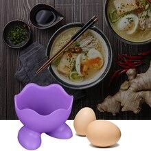 Креативный силиконовый яичный жареный круг микроволновка кухонный гаджет-яйцо чашка вареное яйцо лоток кофейная Подставка для ложки держатель для яиц